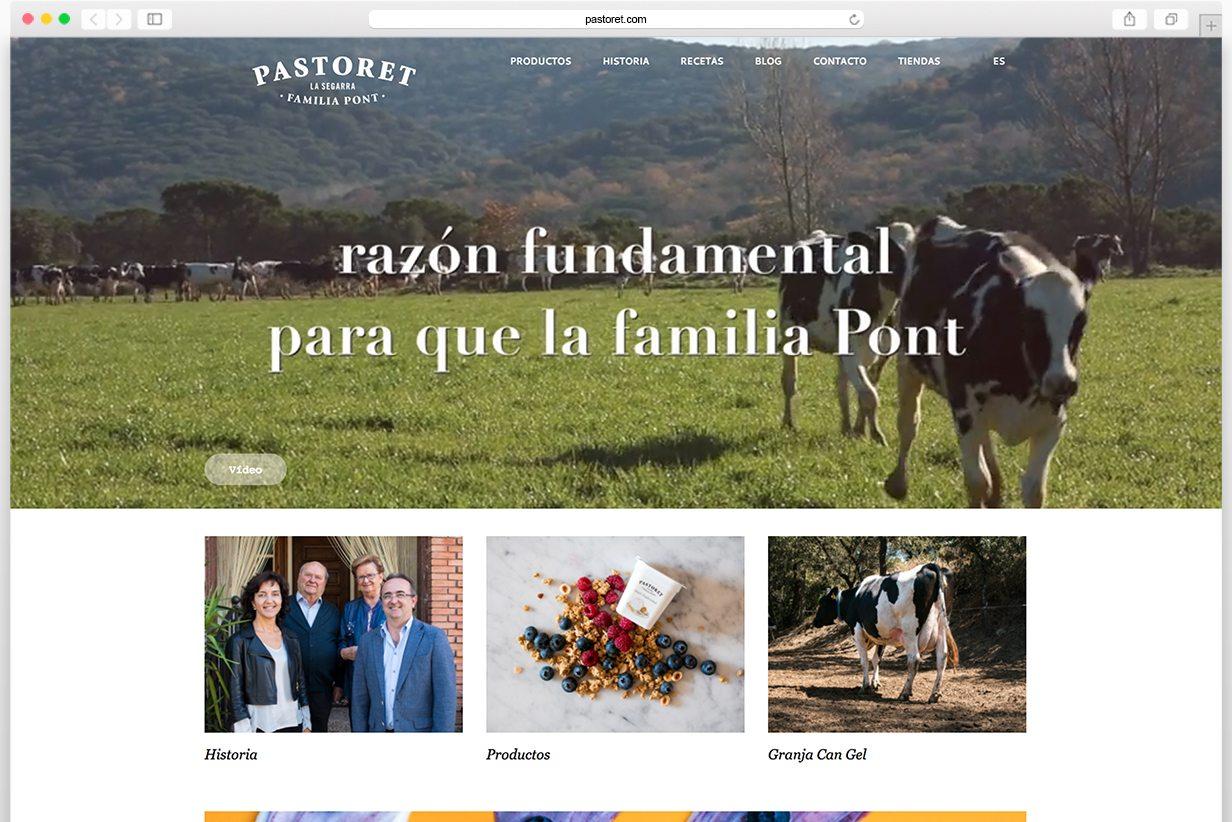 Pastoret Web