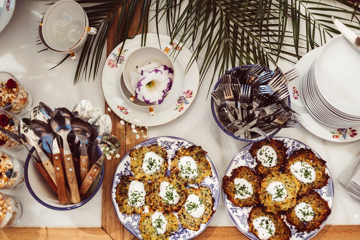 Etnia Reebok Gastronomía