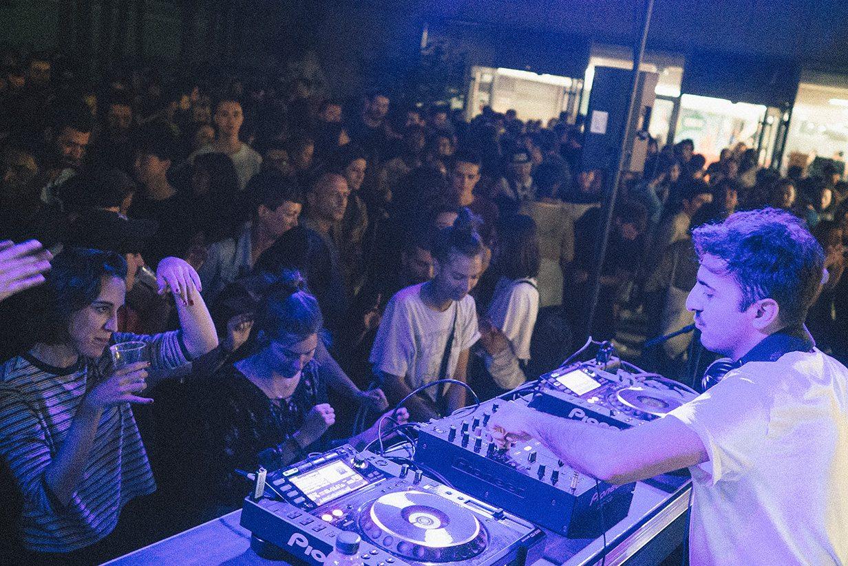 Nit de Mercats DJ Concierto