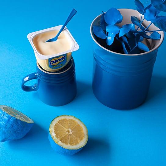 Danet Danone Azul