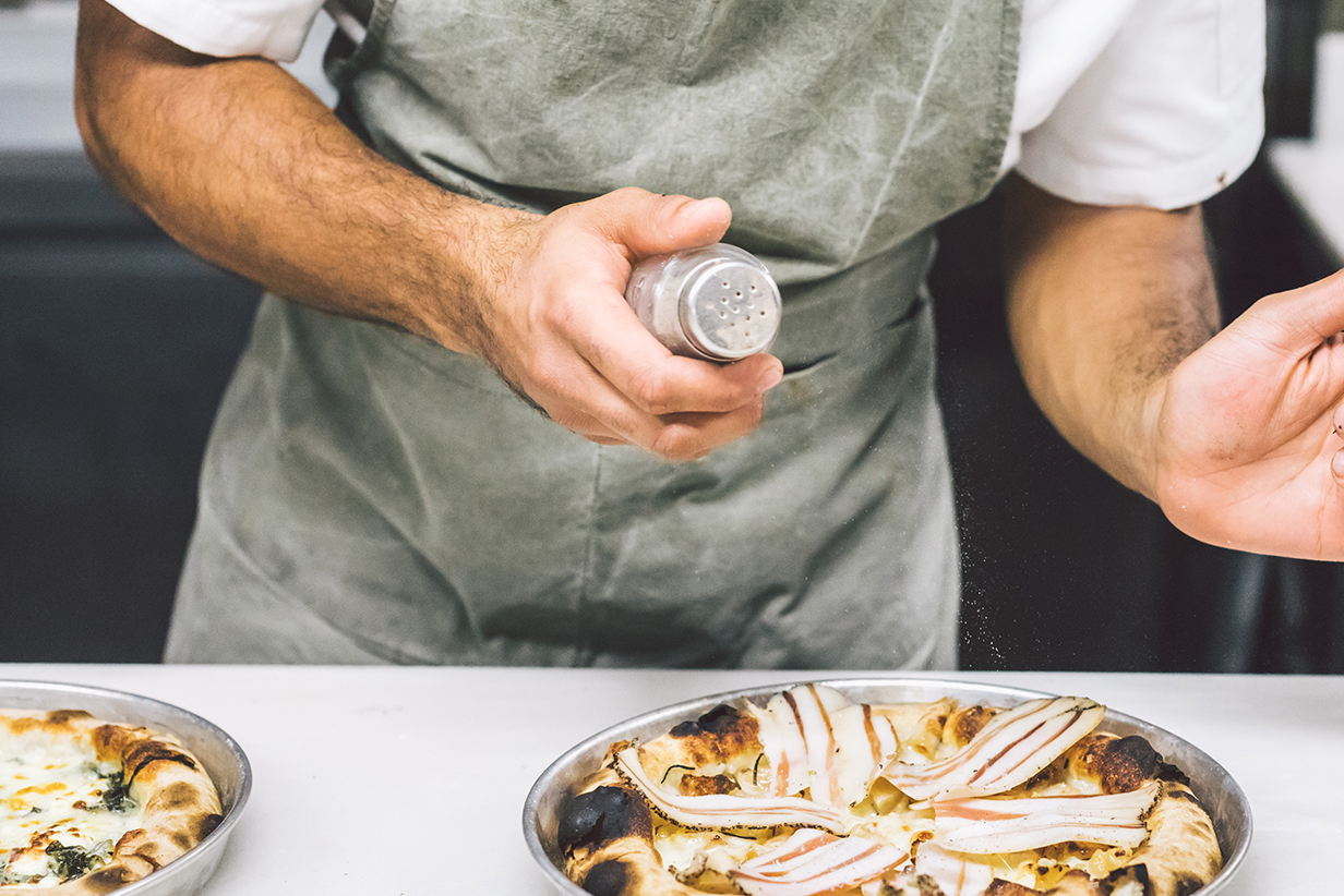 Plateselector PSWorks Chef