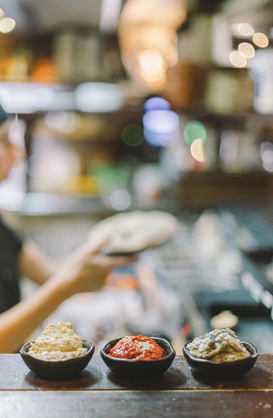 Restaurantes PSWorks Salsas