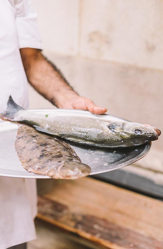 Restaurantes PSWorks Chef y Pescado
