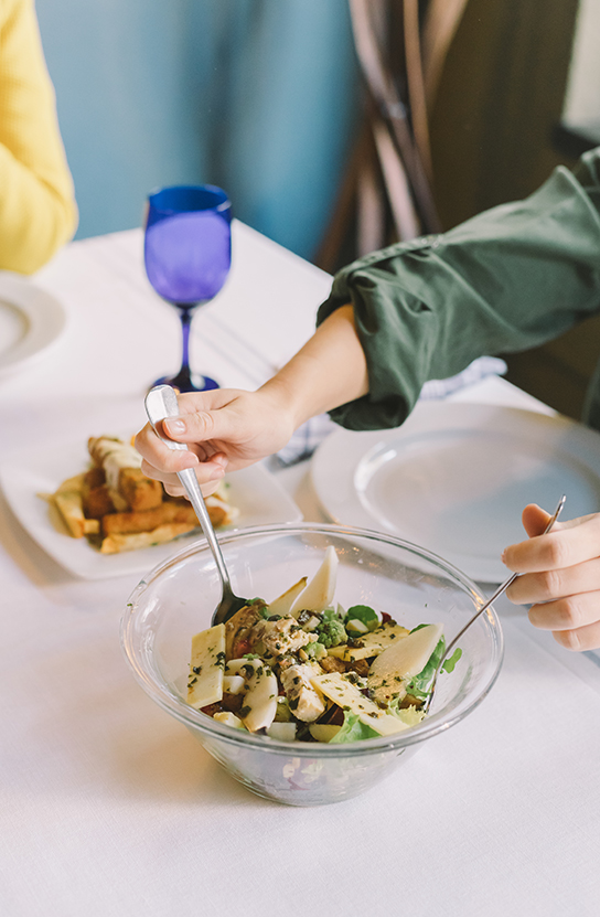 Restaurantes PSWorks Comida Bowl Healthy